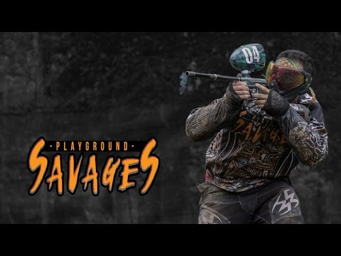 """Playground Savages Paintball - Episode 3 Finale """"Victory from Defeat"""""""