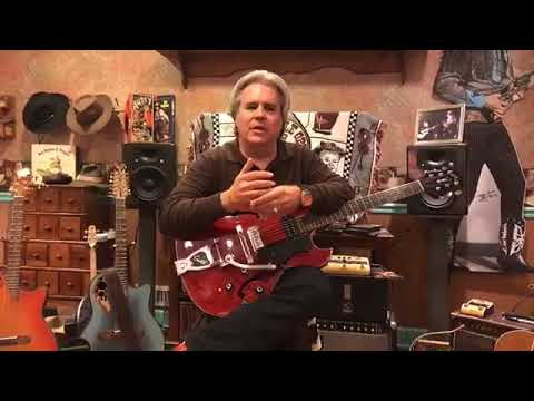 Doyle Dykes (Facebook Live, 11.14.17, LIFE Behind the Guitar, new album)