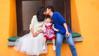 宥勝歐洲夢幻婚紗照曝光!湖畔甜吻老婆「只有我們兩人♥」 thumbnail