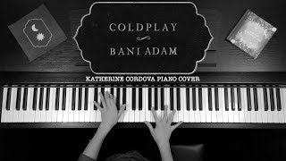 Coldplay - Bani Adam بنی آدم (HQ piano cover)
