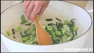 Detox Pea Soup