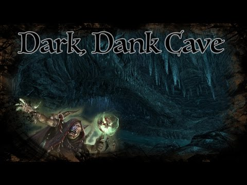 D&D Ambience -  Dark, Dank Cave
