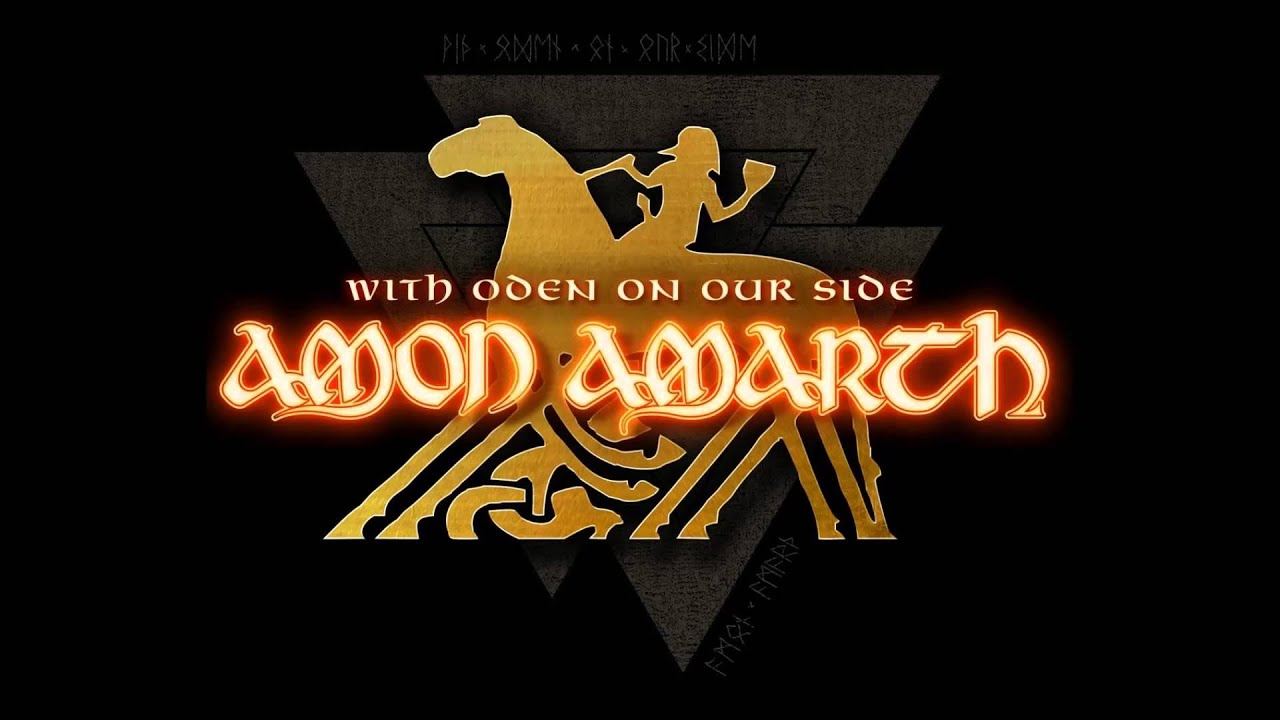 Amon Amarth - With Oden On Our Side - YouTube: www.youtube.com/watch?v=E72zNSW7ID8