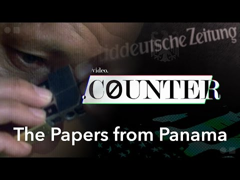 COUNTER - The Papers From Panama