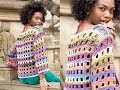 #29 Drop Shoulder Pullover, Vogue Knitting Early Fall 2014
