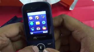 micromax x415 unboxing