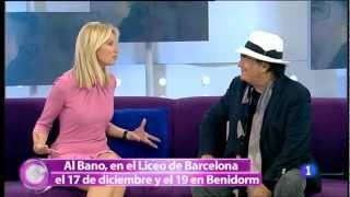 Al Bano - Entrevista & Será Porque Te Amo - + Gente (13 - 11 - 2012)