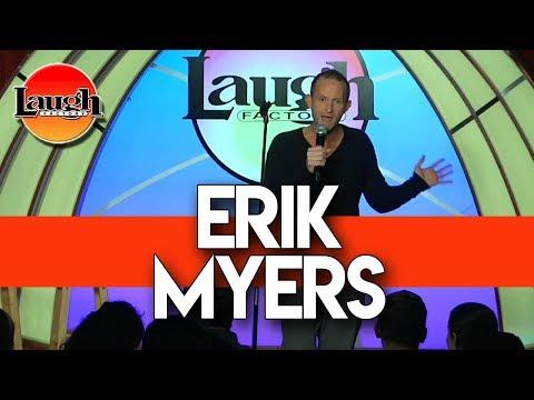Erik Myers | Vegas Hotels F%$K You | Laugh Factory Las Vegas Stand Up Comedy