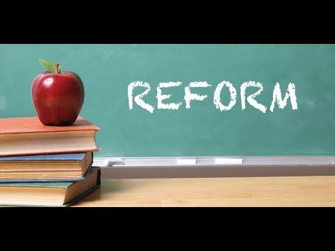 Education Reform: Part 6 - School Funding
