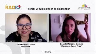 Vídeo entrevista a Daniela Moreano de Maracuyá Sugar Free
