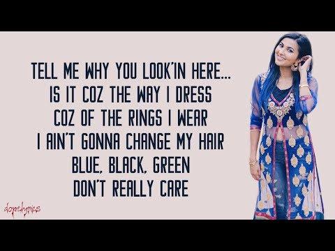 Vidya Vox - Tamil Born Killa (Lyrics)