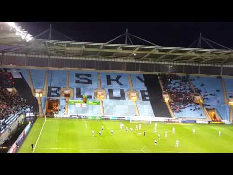 Coventry vs Doncaster, John Fleck goal
