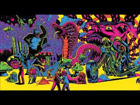 Various Artists - Warfaring Strangers: Acid Nightmares (2017) full album