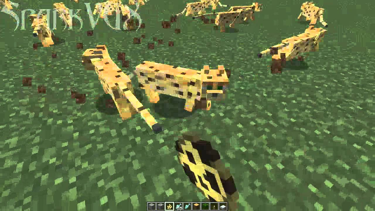 How To Tame An Ocelot 2019 Minecraft Pe