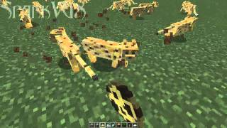 [Minecraft] Easier way to tame Ocelots