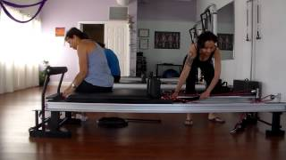 Pilates with Larisa: Reformer 1