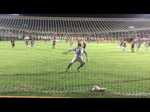 Joinville 1 x 0 São Raimundo - Gol Aldair