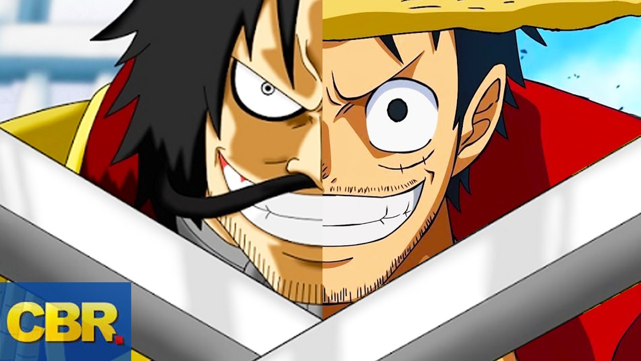 The Strongest One Piece Characters Compared To Gol D Roger Youtube