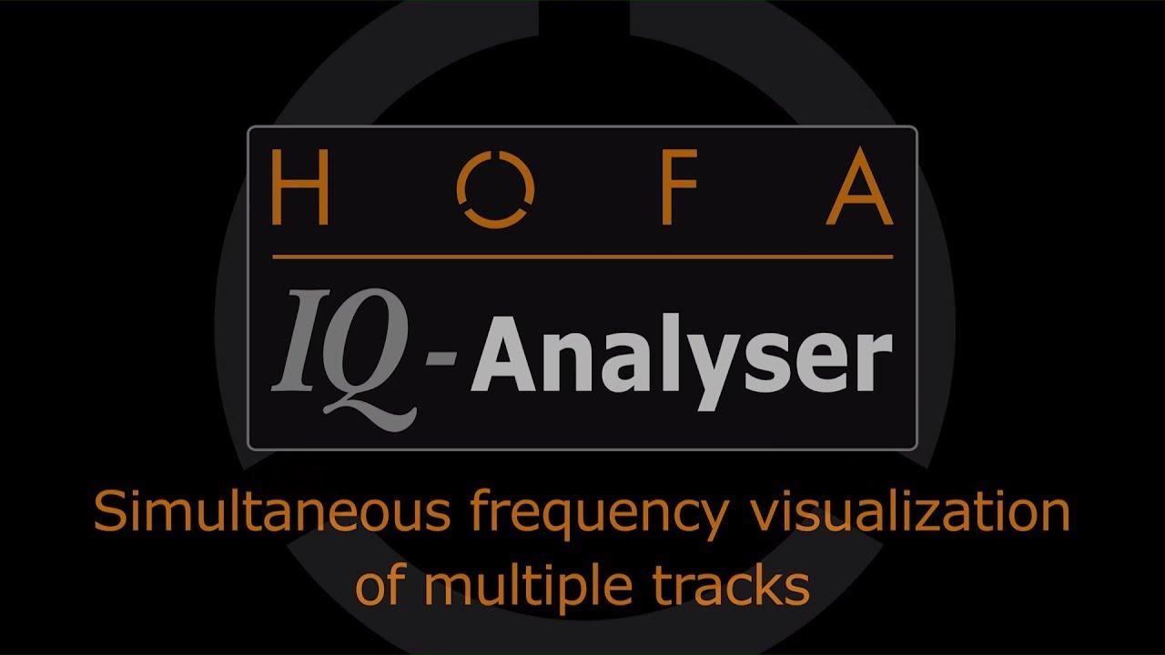 IQ-Series Analyser V2 | HOFA-Plugins
