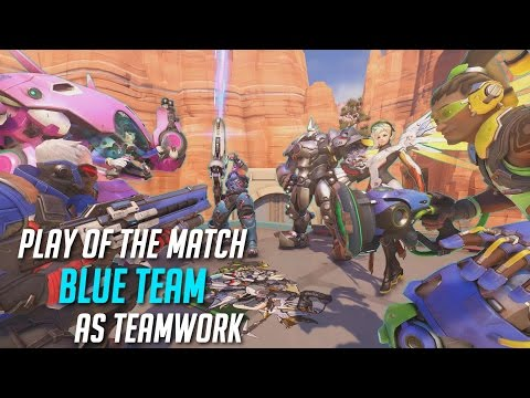 Overwatch - The Group Huddle