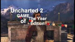 Uncharted 2 Game of the Year Edition Commercial - Nathan Drake