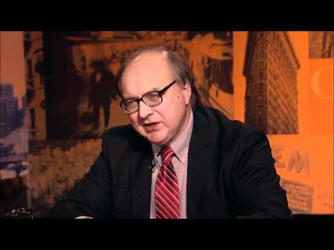 City Talk: James Parrott, Deputy Director and Chief Economist, Fiscal Policy Institute