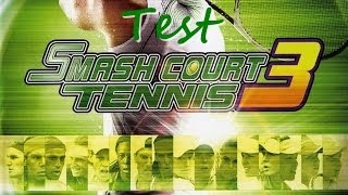 (Vidéotest) Smash Court Tennis 3 (Xbox 360)