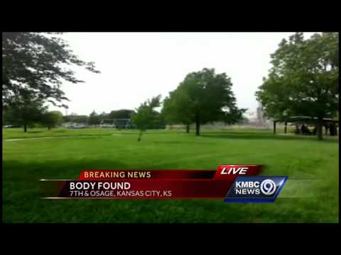 Police investigate discovery of woman's body in KCK park