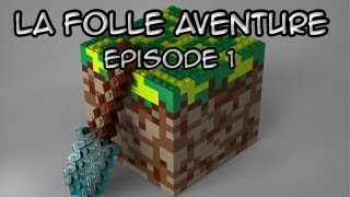 La folle aventure de la KoD sur Minecraft | Episode 1