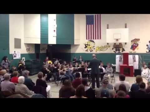 Paden City Elementary School Band Christmas