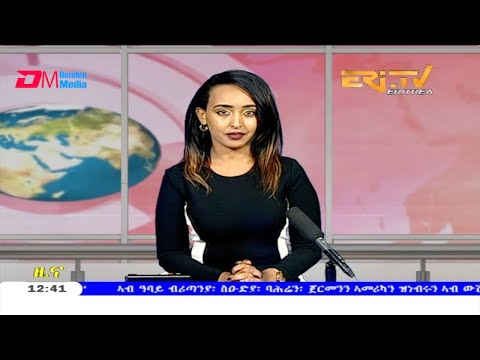 Midday News in Tigrinya for June 4, 2020 - ERi-TV, Eritrea
