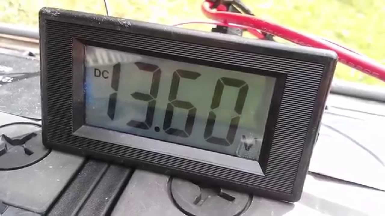 Arduino Pwm Solar Charge Controller 6 Proportionality Youtube Led View