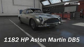 How Fast Will It Go? 1964 Aston Martin DB5 (Forza Motorsport 7)