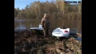 алексей Чернушенко - Обзор стеклопластиковых лодок LAKER
