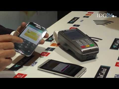 La Caixa lanza su servicio de pago con móvil NFC
