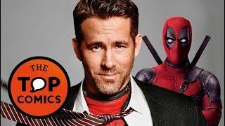 10 cosas que no sabías de Ryan Reynolds