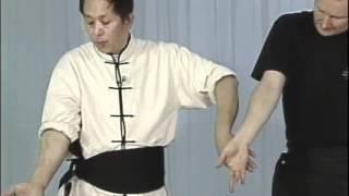 Tai Chi, Тай чи Ч29 Shang Fen Zhi, рычаг пальцев