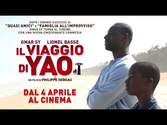 IL VIAGGIO DI YAO - Dal 4 Aprile al Cinema