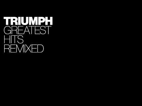 TRIUMPH - GREATEST HITS REMIXED (FULL ALBUM)