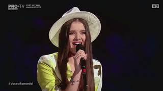 Ioana Cristodorescu - God bless the child (Vocea Romaniei 2017)