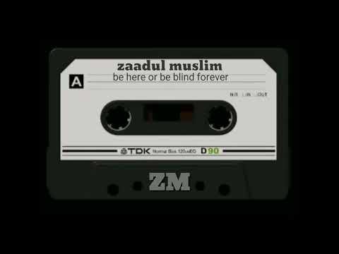 Zaadul Muslim - Waddi'u Ya Shoimiina Syahro Robbil 'alamina