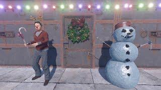 Rust - Рождественский контент!