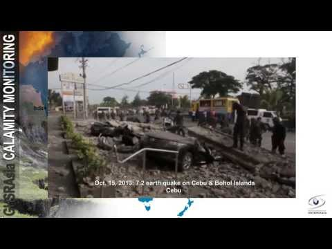 PHILIPPINES - Cebu & Bohol Islands: 7.2 Earth Quake