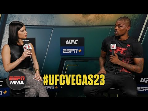 Kevin Holland reflects on loss to Marvin Vettori at #UFCVegas23 | UFC Post Show | ESPN MMA
