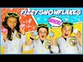 Frozen Activities: Fizzy Snowflake Science Experiment | Kids Fun Activities