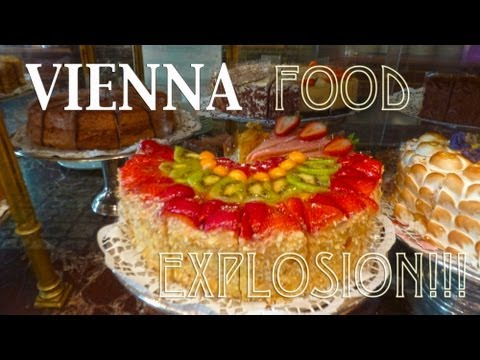 Travel to Vienna Austria (3) Cakes & the City - ReiseWorld Follow me around
