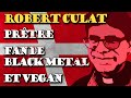 Capture de la vidéo Un Prêtre Metalleux Vegan - Entretien Avec Robert Culat