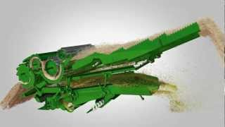 John Deere T-Series Animation