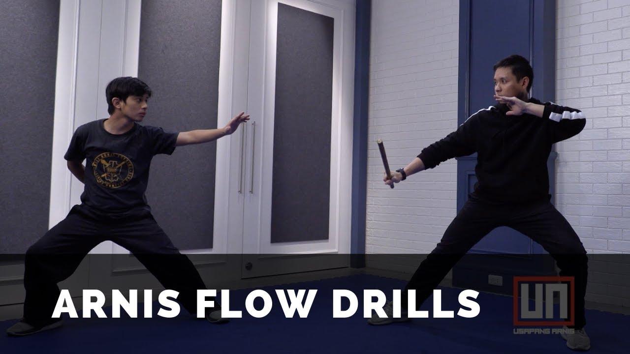Arnis Flow Drills