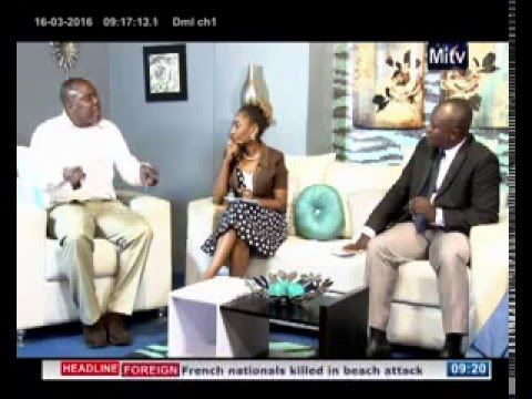 WOFAI SAMUEL DISCUSSES FINANCIAL MANAGEMENT OF NIGERIA'S RECOVERED LOOTED FUNDS WITH VICTOR OKHAI